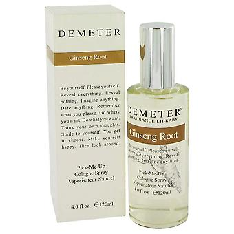 Demeter ginseng root cologne spray by demeter 448935 120 ml