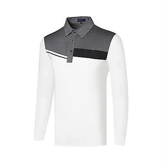 Long Sleeve Golf Clothing Sports Shirt