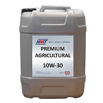 HMT HMTM080 Premium Agricultural Oil 10W-30 - 20 Litre Plastic