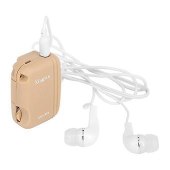 Xingma hörapparater bekväm röstljudförstärkare enhet xm-919 ficka hörapparat audiphone