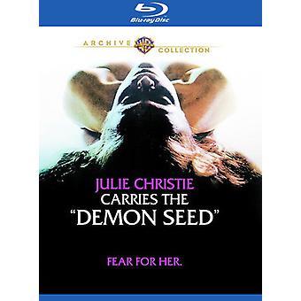Demon Seed (1977) [Blu-ray] USA import