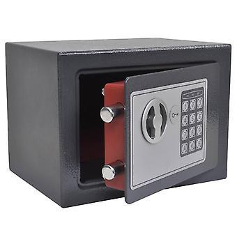 vidaXL الرقمية الإلكترونية الآمنة 23x17x17 سم