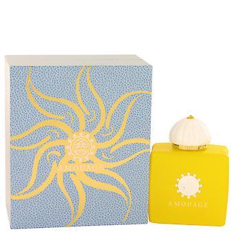 Amouage słońca przez Amouage Eau De Parfum Spray 3,4 uncji