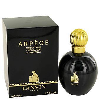 ARPEGE by Lanvin Eau De Parfum Spray 3.4 oz