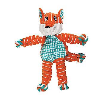 Kong Floppy Knots Fox - Small/medium