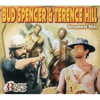 Spencer/Hill Greatest Hits - importación de Estados Unidos Hits [CD] mayor de Bud Spencer y Terence Hill