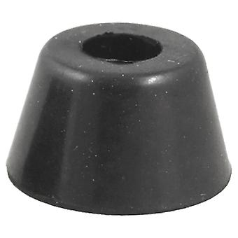 Conical Recessed Foot Feet Rubber