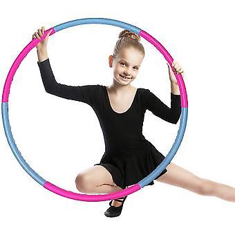 Hula cerceaux pour enfants remise en forme détachable dt6272