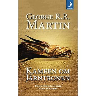Game of Thrones-battle for the Iron Throne 9789175030517