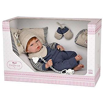 Baby Doll with Accessories Andie Arias Elegance (40 cm)