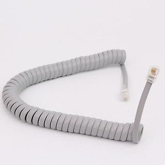 Anti-tangle Telephone Cable