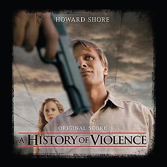 Howard Shore - A History Of Violence Vinyl