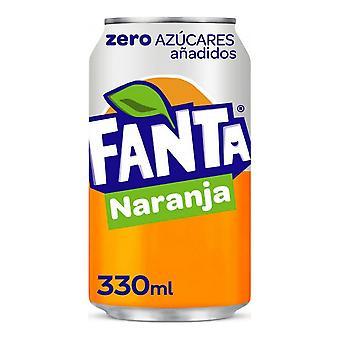 Erfrischungsgetränk Fanta Zero Orange (33 cl)