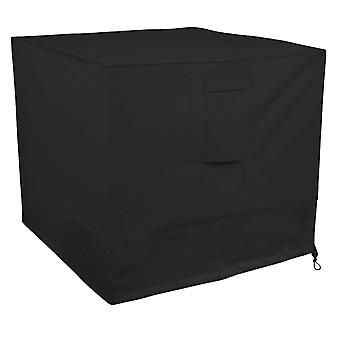 Water Resistant 34 Inch Square Air Conditioner Cover