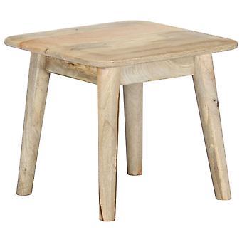 vidaXL Sohvapöytä 45×45×40 cm Mango Massiivipuu
