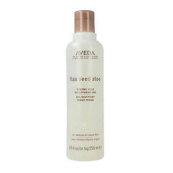 Strong Hold Gel Flax Seed Aloe Aveda (250 ml) (250 ml)