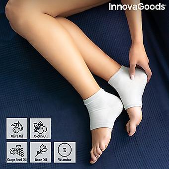 Hydratační ponožky s gelovým odpružením a přírodními oleji Relocks InnovaGoods