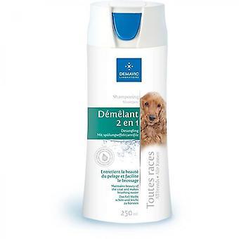Demavic Detangling Shampoo - 250 Ml - For Dogs