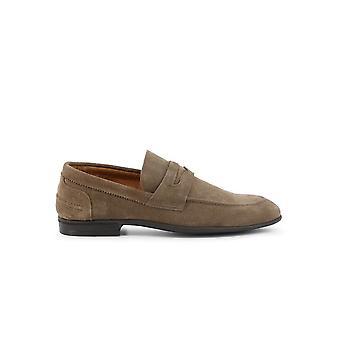 Duca di Morrone - Shoes - Moccasins - LEONE-CAM-TORTORA - Men - tan - EU 41