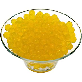 Gold Water Balls Silicone Orbs Water Beads Gel Soil Bead Mixed Water Balls For Plant Vase Filler Decor 10000pcs