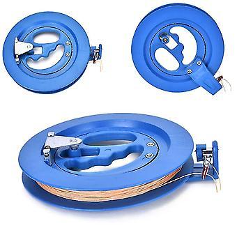 Kite Flying String Line Reel Grip Wheel Winder Ballbearing Handle Tool