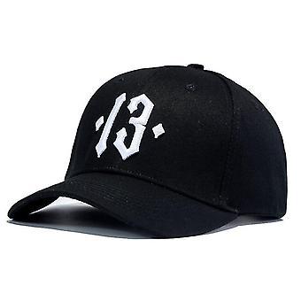 Hohe Qualität Nummer Stickerei Baseball Cap