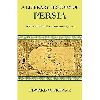 Une histoire littéraire de la Perse