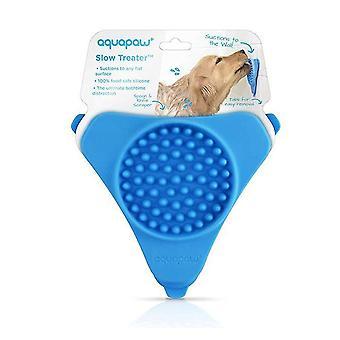 Vesitassun hidas hoitoaine hoitaa annostelumaton imut seinälle lemmikkieläinten uimiseen, hoitoon ja koiran koulutukseen