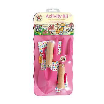 Poco amigos Junior jardín actividad Kit para 3 años +