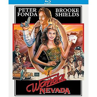 Wanda Nevada [Blu-ray] USA import