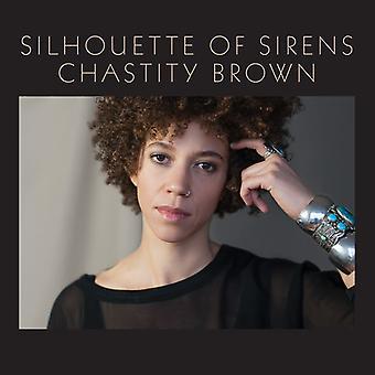 Kyskhet Brown - silhuetten av sirener [Vinyl] USA import