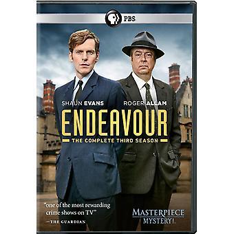 エンデバー: 竣工第三シーズン 【 DVD 】 アメリカ インポートします。