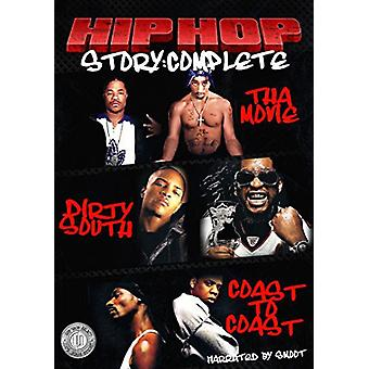 Hip Hop Story: Complete [DVD] USA import