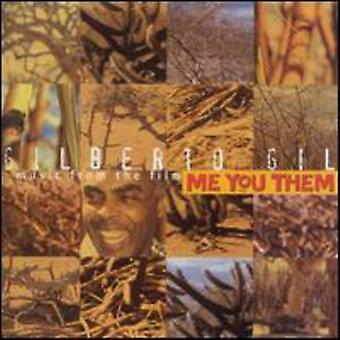 Various Artists - Me You Them [CD] USA import
