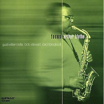 Arthur Blythe - importation USA Focus [CD]