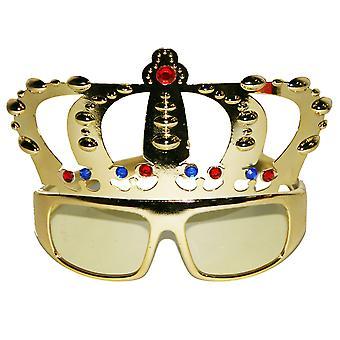 Coroa coroa óculos óculos de sol óculos piada rei copos copos