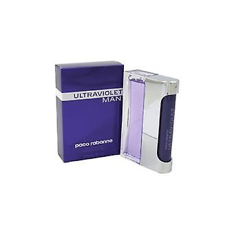 Paco Rabanne Ultra Violet Eau De Toilette For Men