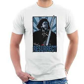 Resurrect Jon Snow Zombie Game Of Thrones Men's T-Shirt