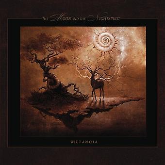Moon & the Nightspirit - Metanoia [CD] USA import