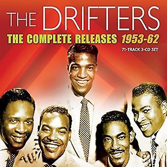 Importer des Drifters - communiqués toutes les Drifters 1953-62 [CD] é.-u.