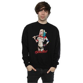Suicide Squad mannen Harley Quinn Trust Sweatshirt