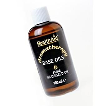Health Aid Grapeseed Oil, 500ml Oil