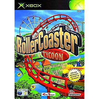 Rollercoaster Tycoon (Xbox) - New
