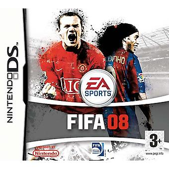 FIFA 08 (Nintendo DS)-fabriks forseglet