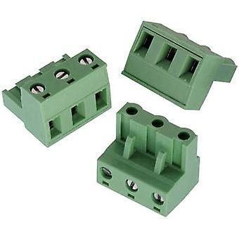 Würth Elektronik Socket enclosure - cable 3514 Total number of pins 2 Contact spacing: 7.62 mm 691351400002 1 pc(s)