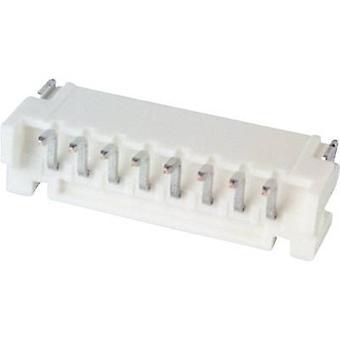 JST inbyggda pin strip (standard) PH totalt antal PIN 8 kontakt avstånd: 2 mm S8B-PH-SM4-TB (LF)(SN) 1 dator