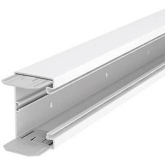 OBO Bettermann 6274300B Trunking (L x W x H) 2000 x 70 x 110 mm 1 pc(s) Pure white