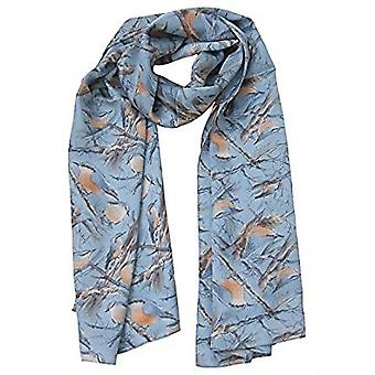 Nuthatch Silk Scarve