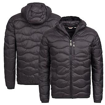 Lonsdale mens winter jacket Beeston