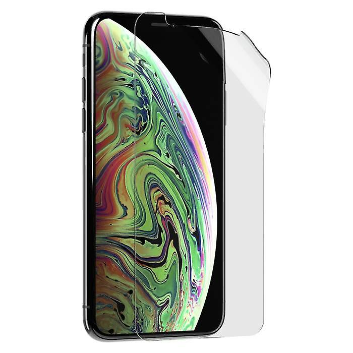 Stuff Certified® 10-Pack Screen Protector iPhone XS Max Strong Foil Foil PET Film